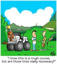 rough course
